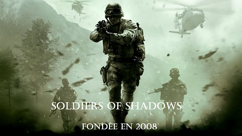 Soldiers of Shadows - PS4