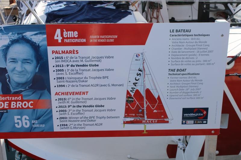 Visite du village et du ponton du Vendée Globe le 25/10/16 474057IMG4612