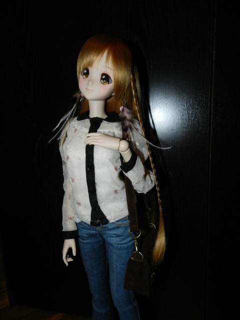 Box opening Smart Doll Mirai 474445DSCN6372