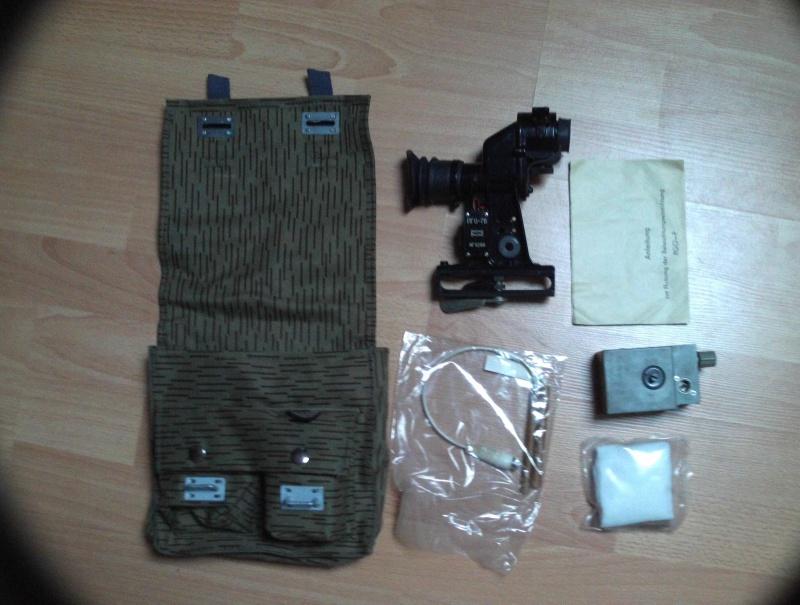 Krasno vend : SVD AEG, lunette pour AK, camos russes,Algérie 475555SUNP0453