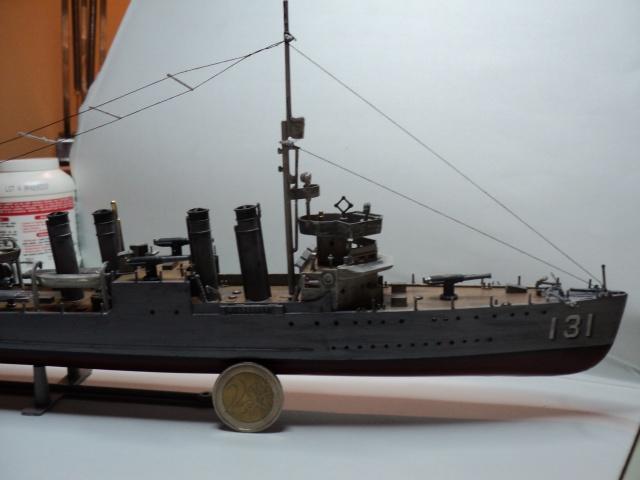 HMS Campbeltown 1/240 Revell 476106DSC01333