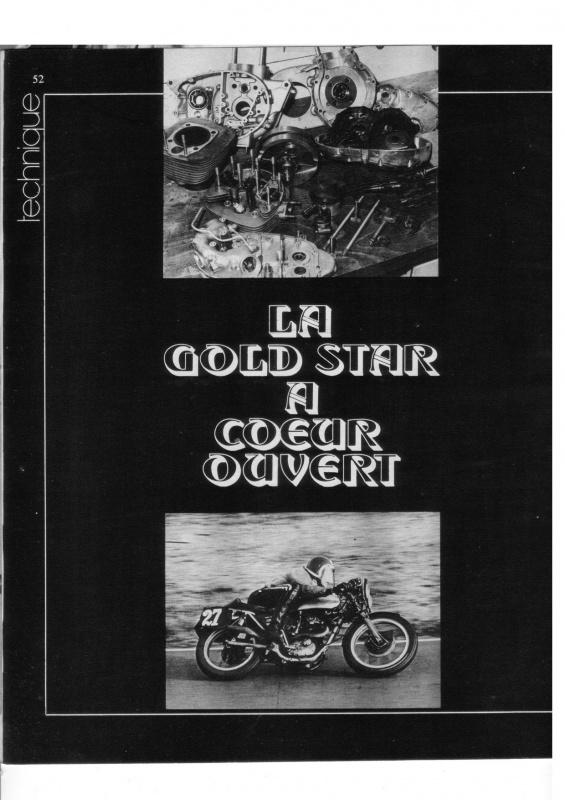 "MOTO cyclisme n°31 - BSA B50SS ""Gold Star"" 476461TechniqueB501page001"