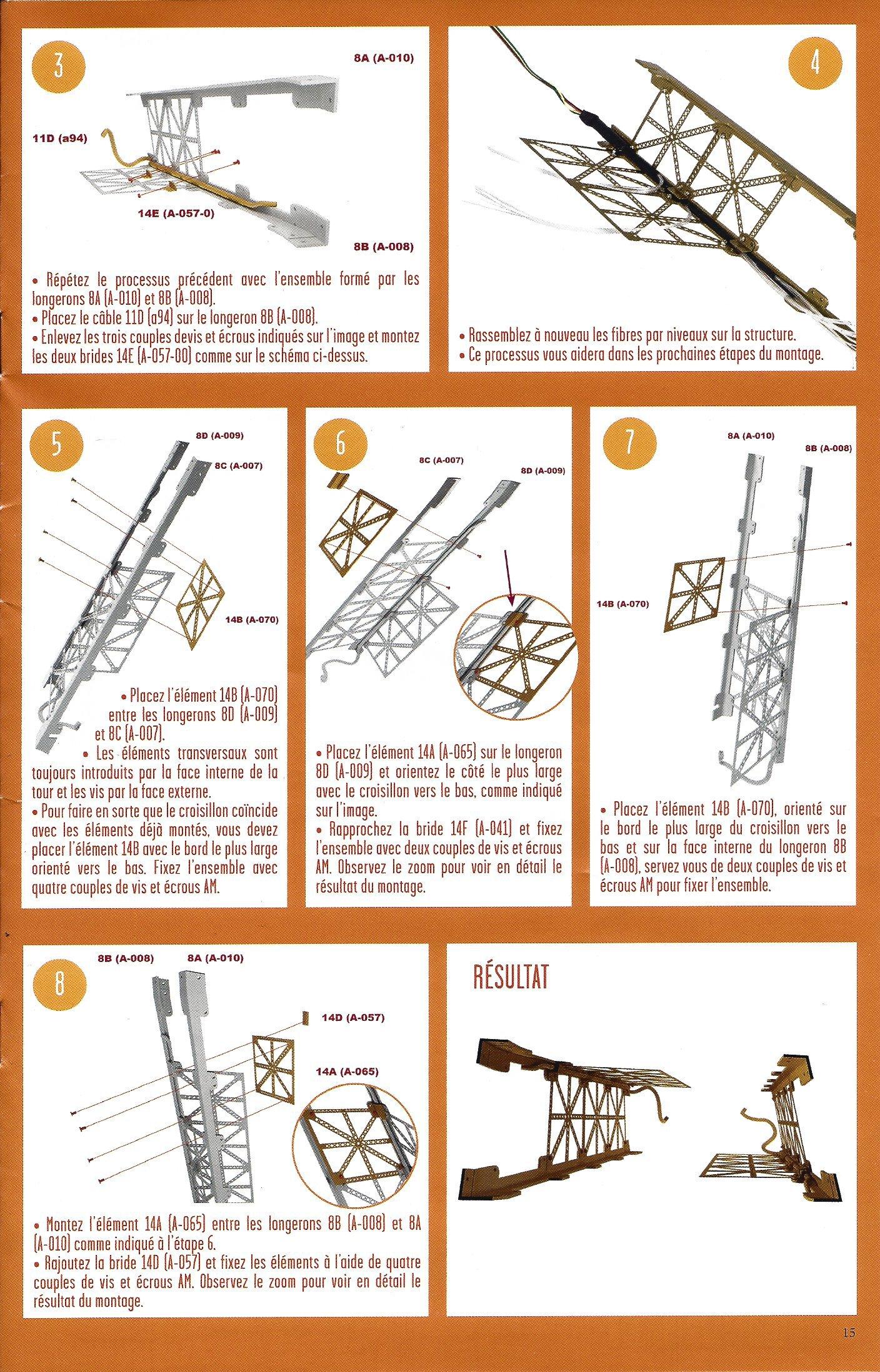 Numéro 14 - Je construis la Tour Eiffel - Les disparus de l'Expo 1889 47652914c