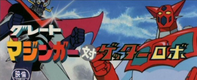 Collection des films Mazinger (3) : Great Mazinger et Getter Robot contre le monstre sidéral 47658503greatgetter