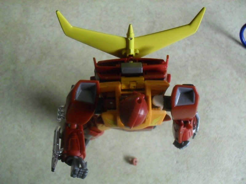 Astuces pour réparer vos Jouets Transformers 477444SDC11137