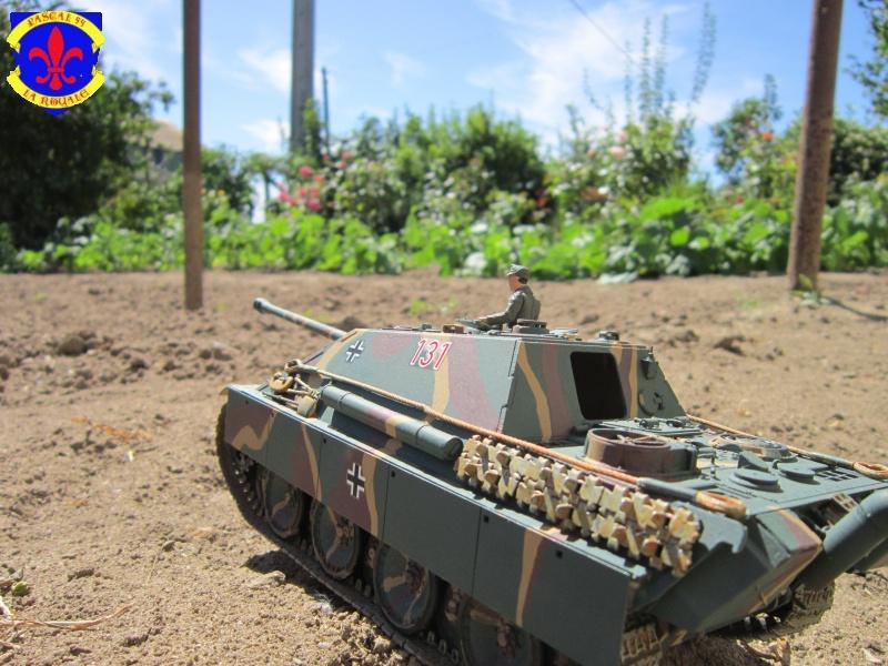 Jagdpanther Sd Kfz 173 de Tamiya au 1/35° 477585IMG1147L