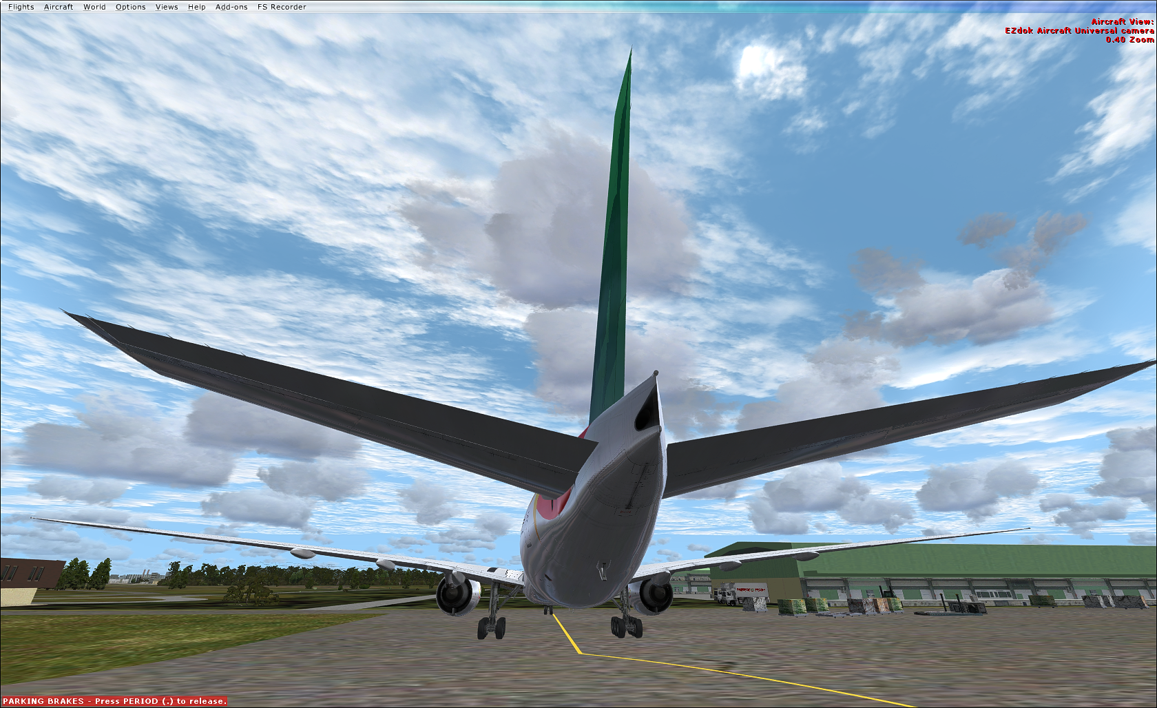 """Cameroonising Heavily"" Flight Simulator for a while now... 477620Screenshot15845"