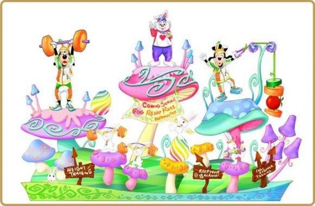 [Tokyo Disneyland] Nouvelle parade : Hippiti-Hoppiti Spring Time (du 2 avril au 23 juin 2014) 477933ep3