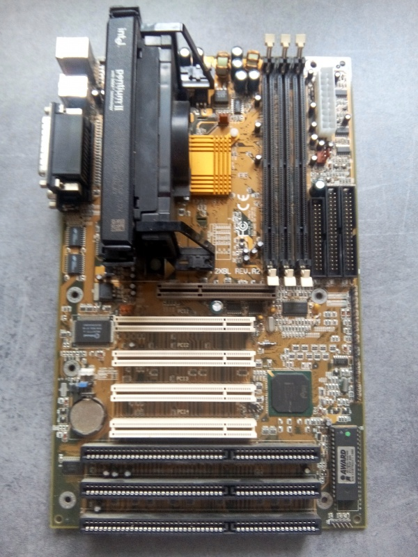 Windows 98 et après, ou comment ressusciter un vieux PC 478025IMG20150814163325