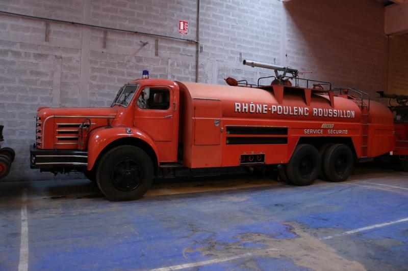 Des camions à gogo....Musée des sapeurs pompiers de Lyon 478185IMG6592