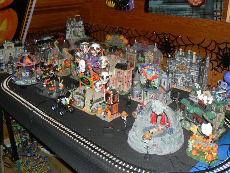 Mon village spooky town 2012 !!! 478284P1080876