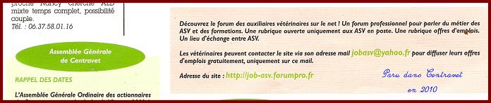 Présentation de Dorienne ASV - Fondatrice du forum - Page 4 478330article2