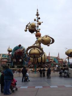 T.R. Séjour Disneyland Paris du 6 au 9 Fevrier 2012 au NPBC 478976068