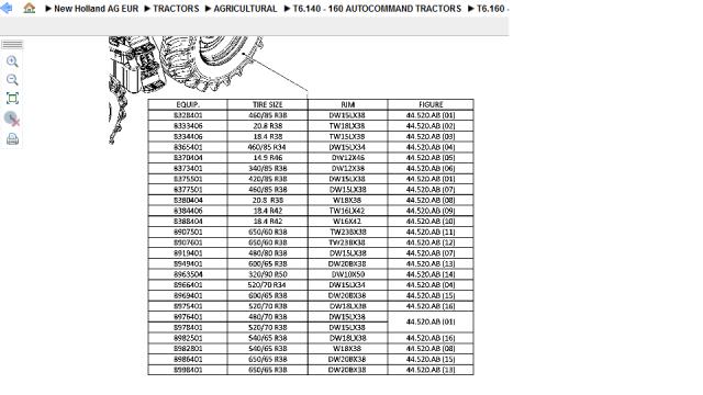 Avis new holland t 6050 - Page 2 479743monteT6