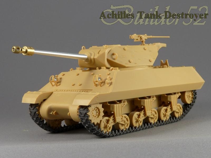 Achilles Tank Destroyer - Academy-Italeri + RB Model + set Blast 1/35 480736P1030791