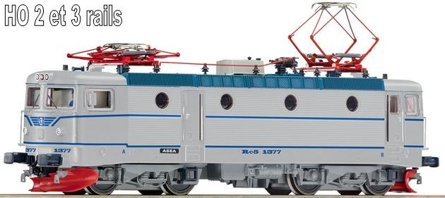 Machines RC des chemins de fer suédois 480854Roco72479SJRc51377R