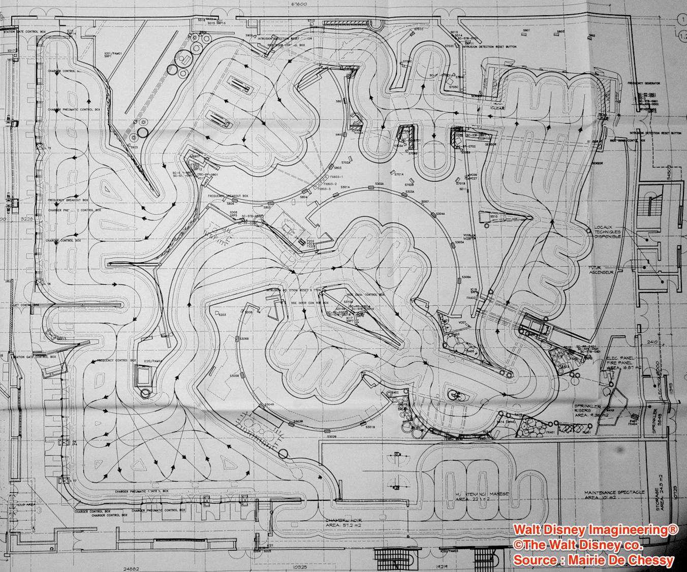 [Attraction et Restaurant] Ratatouille au Parc Walt Disney Studios (été 2014) - Page 6 480857PlanRatatouilleAttraction02CRDef