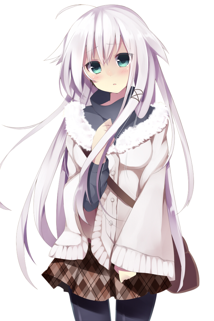 Render anime girl 480976AncerbyMishimaKuroneCopie