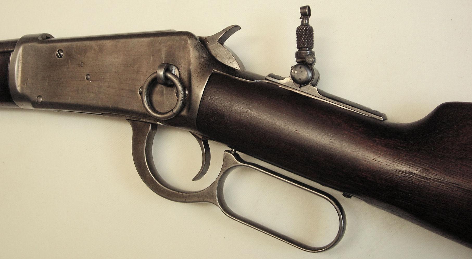 Winchester (époque Bennett) par JM Browning..... - Page 3 481015Winchester18941896dioptre03