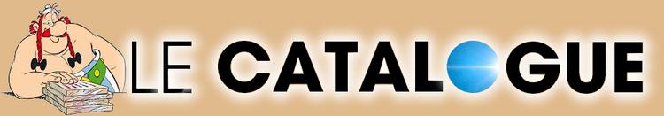 Astérix® les Variantes d'Hier et d'Aujourd'hui [Le Catalogue] 481079LogoCatalogue