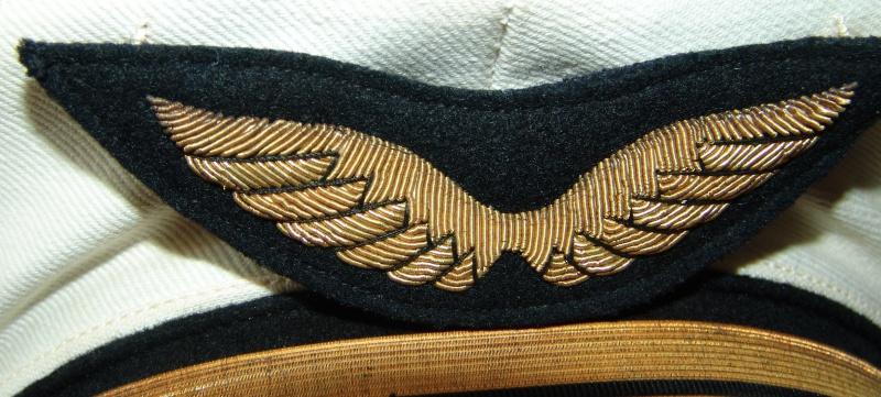 Insigne de casquette armée de l'air 481454DSC08958