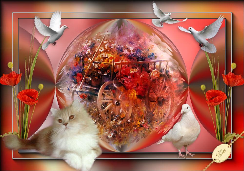 Le chariot de fleurs 481482Image6