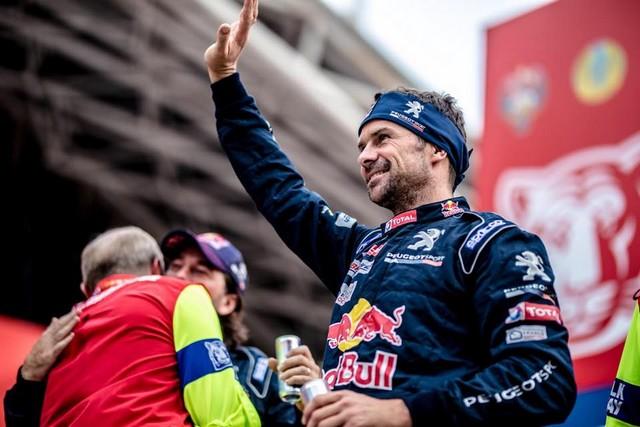 Peugeot Triomphe Pour La Deuxième Année Consécutive Sur Le Silk Way Rally 48179920246374