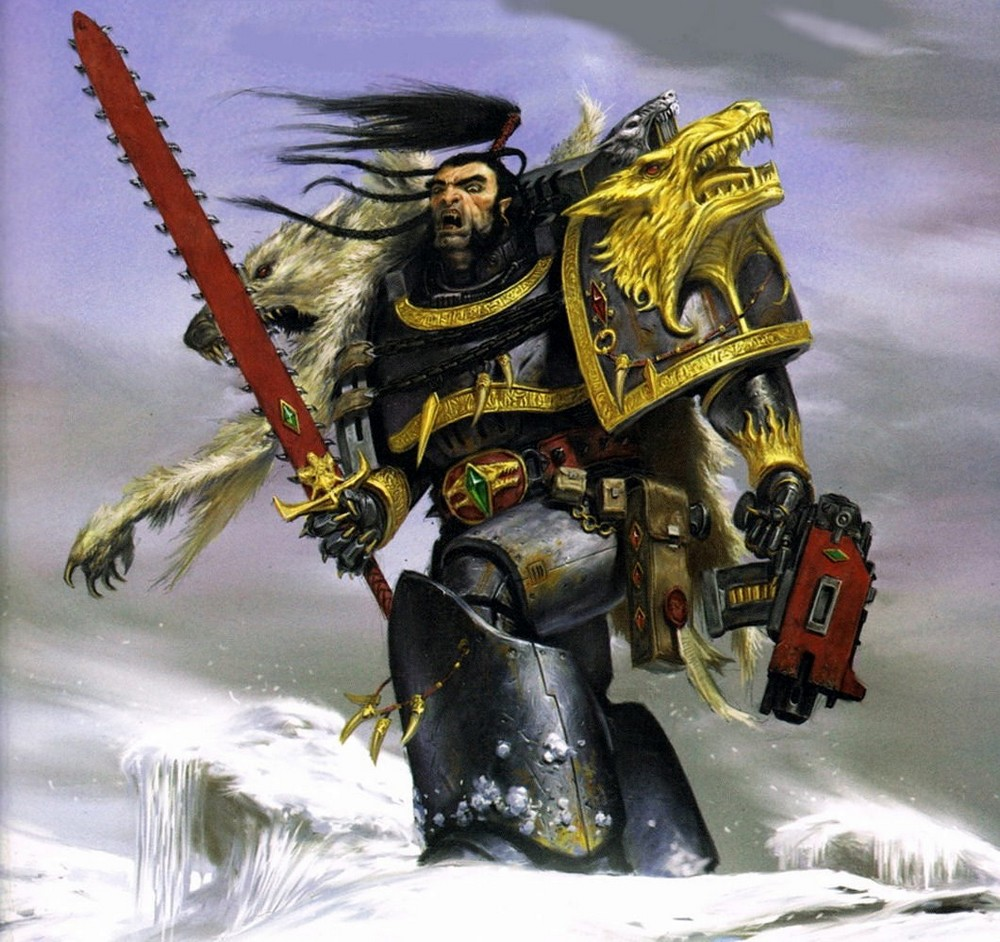 [W40K] Collection d'images : Space Marines 482120RagnarBlackmane