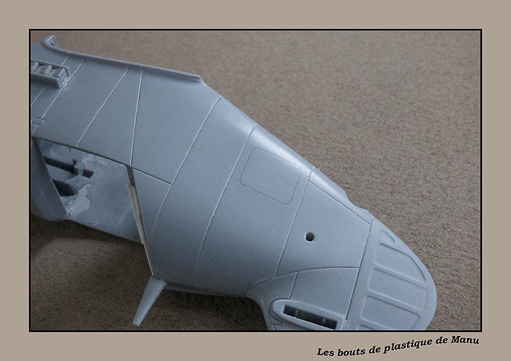 tiger - Bf 109 Tiger Model egg plane-FINI ! 4829024805