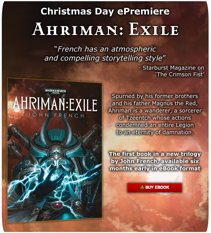 Ahriman: Exile by John French 484097ahrimanmail