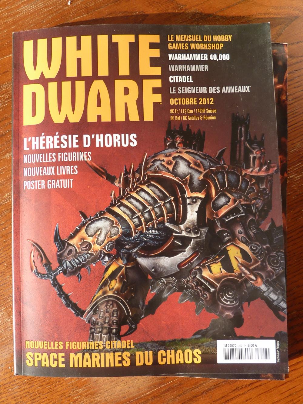 [Magazine] White Dwarf (nouvelle formule) 484564WD222