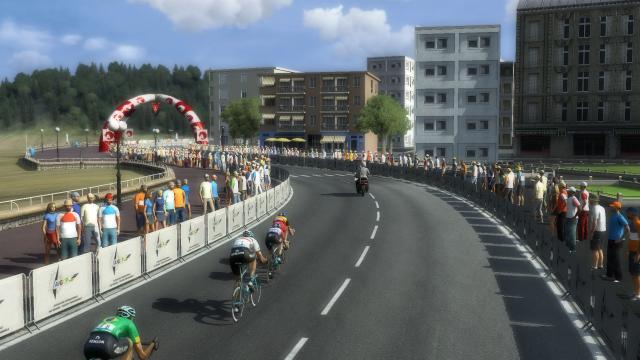 Quatuor UCI - Annonce 484610PCM0007