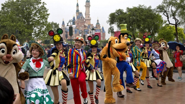 [Shanghai Disney Resort] Le Resort en général - le coin des petites infos  - Page 3 484787W154
