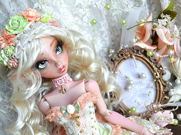 † Mystic Dolls † : Dernier modèle dispo - Arielle en fullset 485603ArielleFlowerGirl05