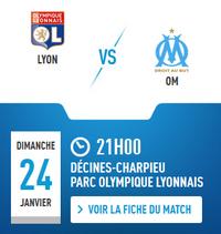 [Vidéos] Lyon - OM 48577520160121210918