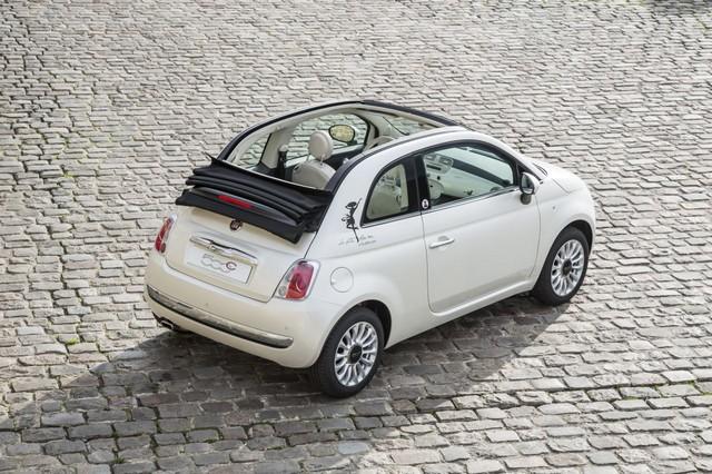 Fiat 500 La petite Robe noire by Guerlain 486364Fiat500LapetiteRobenoire8