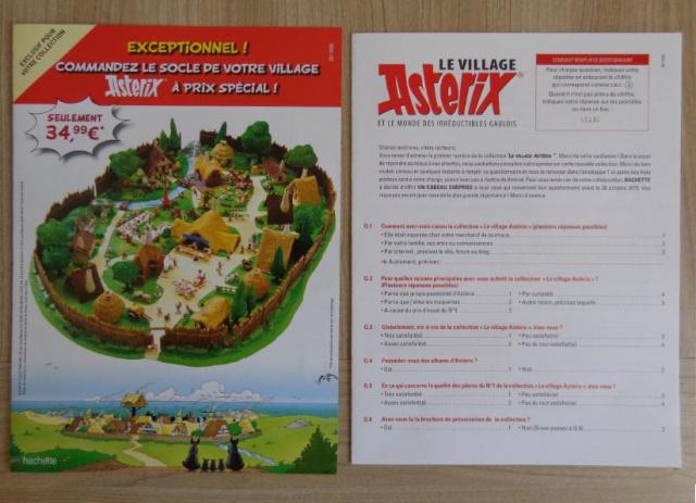 Le Village Asterix - Hachette-Collections (2016) - Page 2 486415Test4
