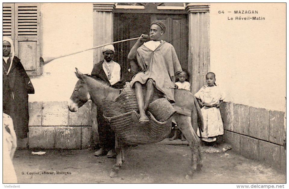 المغرب: صور من الماضي 4867861606160115751585