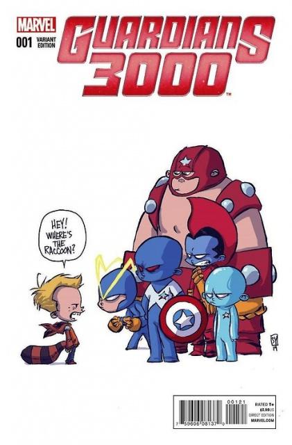 [Comics] Skottie Young, un dessineux que j'adore! - Page 2 486886Guardians30001