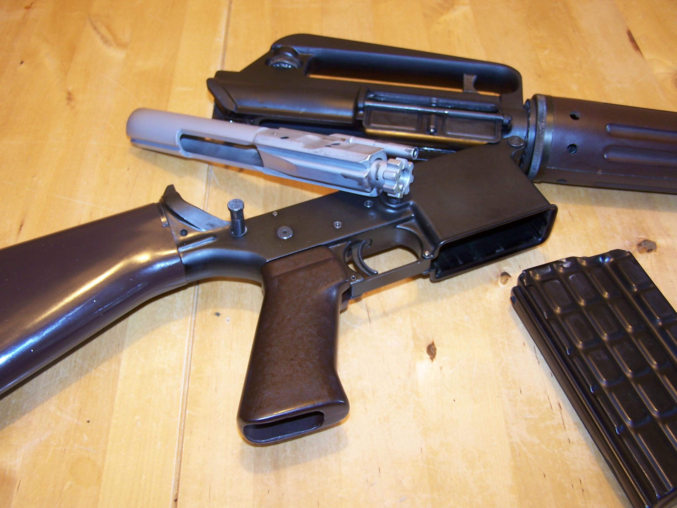 AR-10 Armalite 308w le vraiiiii  4869151004516