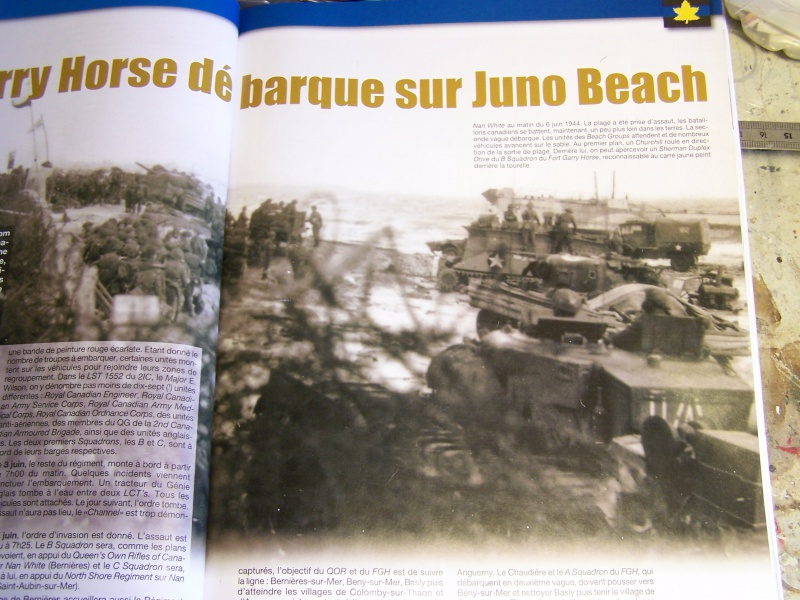 "Bren carrier ""Deep wading"" et Jeep Juno Beach partie 04 4872621007185"