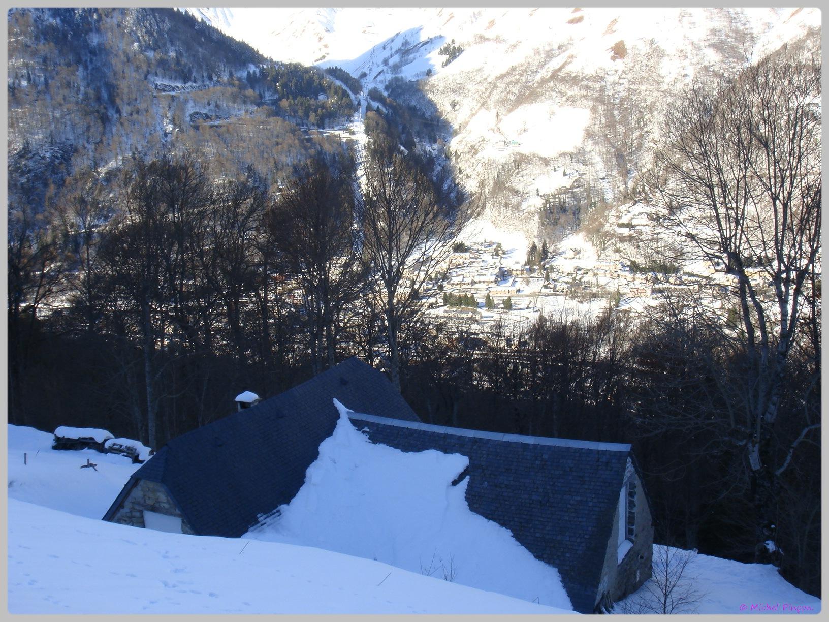 Une semaine à la Neige dans les Htes Pyrénées - Page 2 487365DSC011898