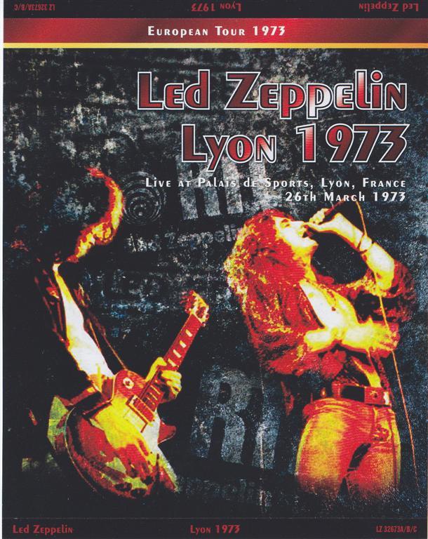 Lyon, Palais des Sports, 26 mars 1973 488279ledzeplyon1973front
