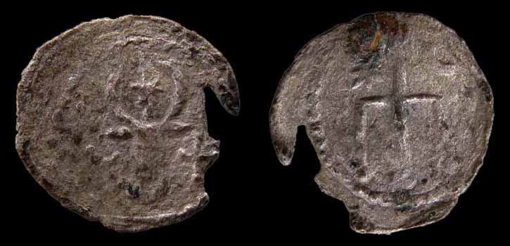 Monnaies anonyme Moldave XVème siecle. 488328IMG55365