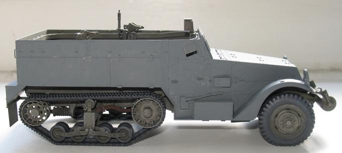 Half-track M2  Dragon 1/35 488875modles121004
