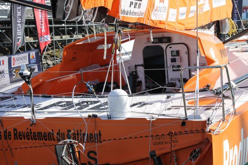 Visite du village et du ponton du Vendée Globe le 25/10/16 488898IMG4617
