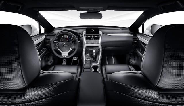 Un Lexus Déssiné Par WILL.I.AM Révélé Lors D'une Soirée Exclusive à Paris 489324LexusNX4