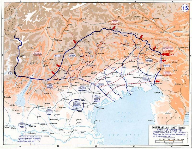 ITALIE CUIRASSES CLASSE LITTORIO (NOUVELLE VERSION) 489402Caporetto