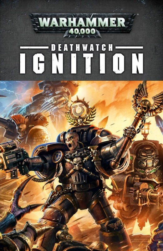 Deathwatch: Ignition - Anthologie 489419uhze