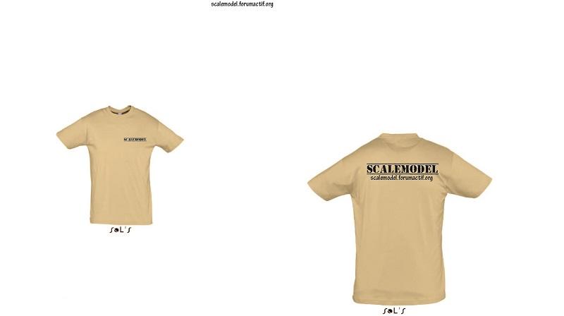 Tee-shirt SCALEMODEL à nouveau disponible ! 489427maquette
